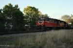 Providence & Worcester Railroad - PRWO