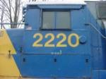CSX 2220