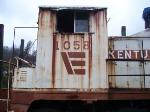 Kentucky May Coal NW2 #1058