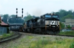 134 heads out of asheville