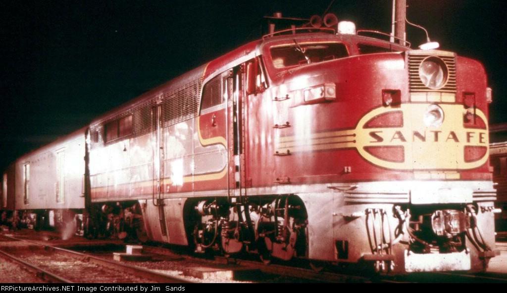 ATSF 52 1966 No Info