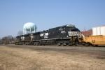 Trailing Engine on 213