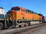 BNSF 5662