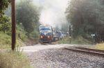 Strawberry Ridge Coal Train