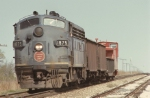 MP 1875 somewhere in Texas in 1972