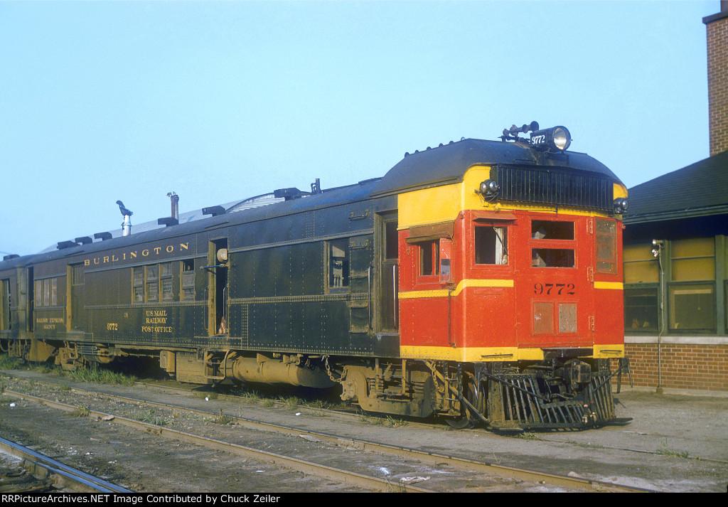 CB&Q PMC 9772