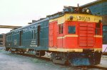 CB&Q PMC 9849