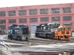 Norfolk Southern Juniata Shops