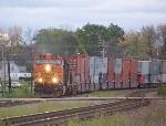 BNSF 4007