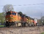 BNSF 5125
