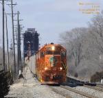 State Line coal train