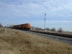 BNSF 7621