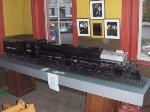 A model of Union Pacific 4-8-8-4 Big Boy 4000