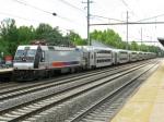 NJT Train 3846