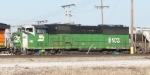 BNSF 8103