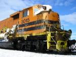 QG 3015 derailed