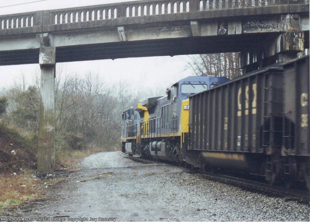 CSX 143 and 430