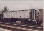 Conrail ballast hopper #56628