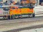 BNSF 545