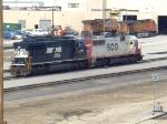 NS 2648 and SOO 6033