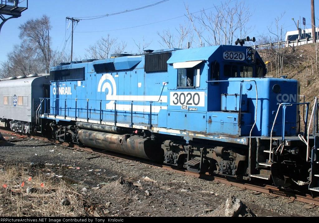 NS 3020 Circus Train