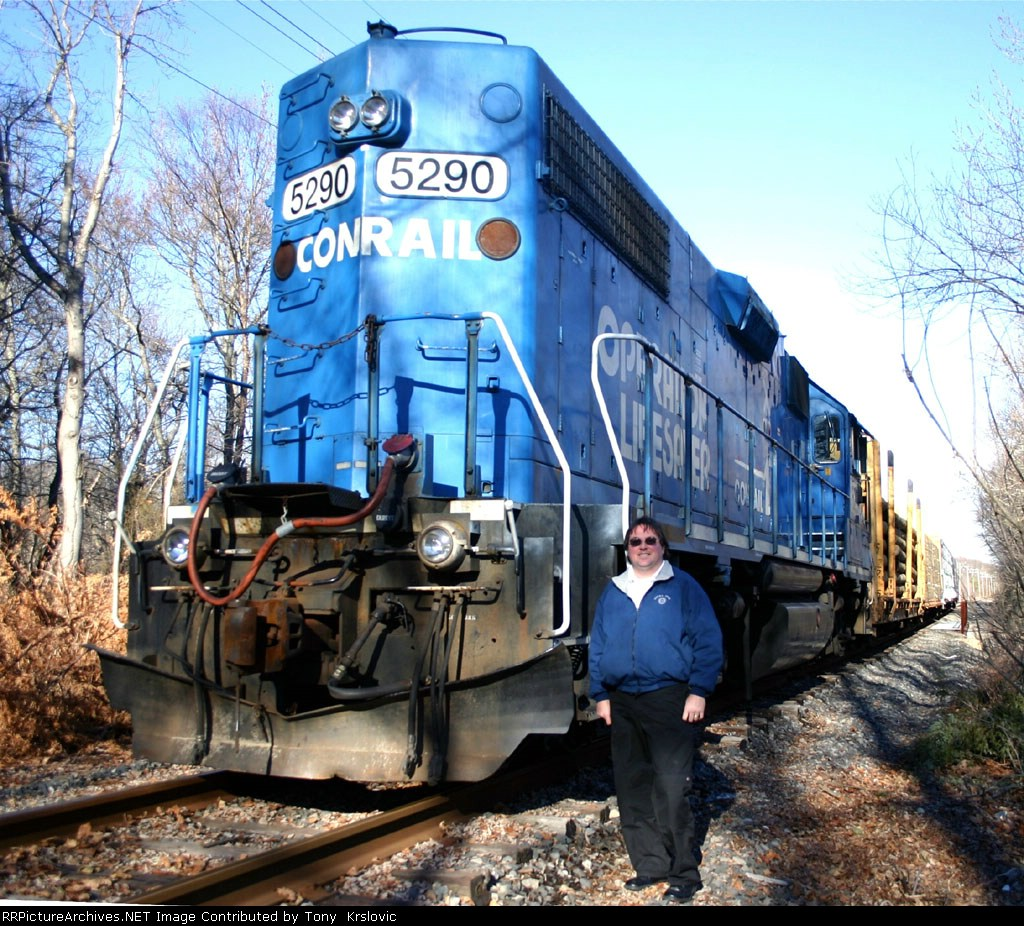 NS 5290 CONRAIL OPERATION LIFESAVER