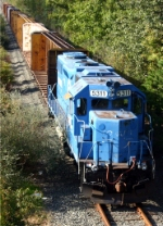 NS 5311 CONRAIL Blue on SA31
