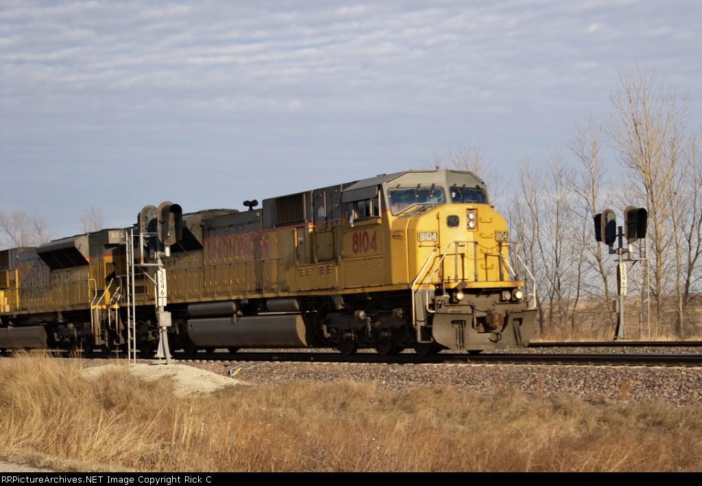 UP 8104