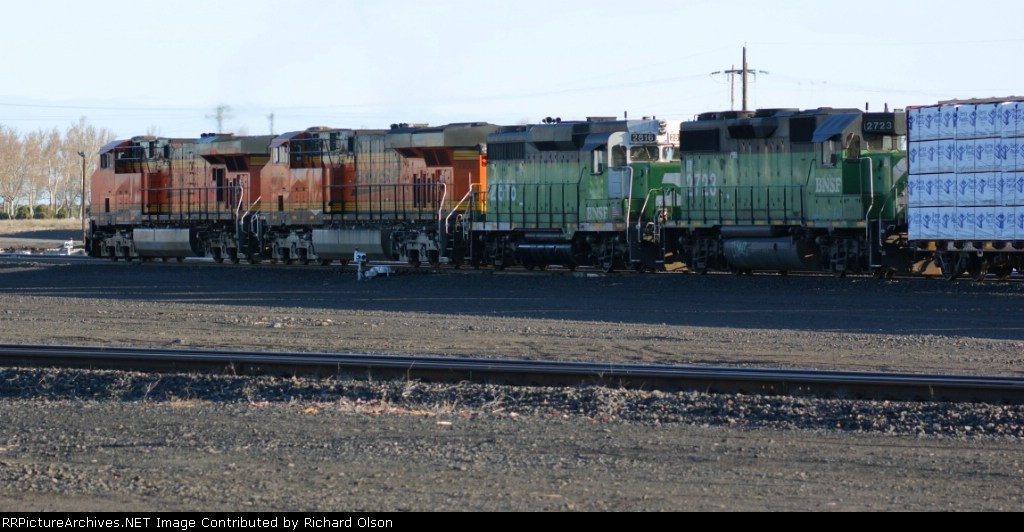 New GE, Old EMD