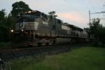 WPCA-11X at twilight