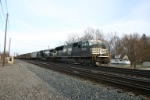 NS 2644 heads for the CSX