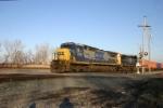 CSX 7618 on Q135 from Chambersburg