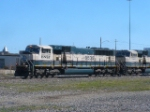 BNSF 9635