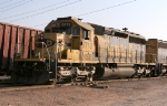 BNSF 6713 and BNSF 6501