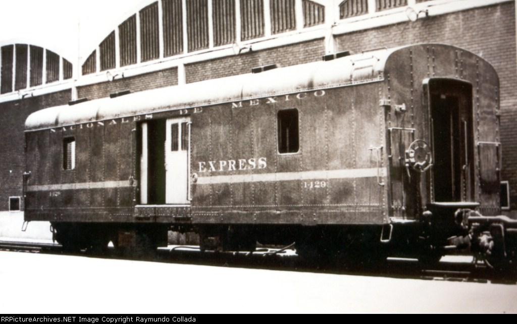 NDEM 1429 Express car