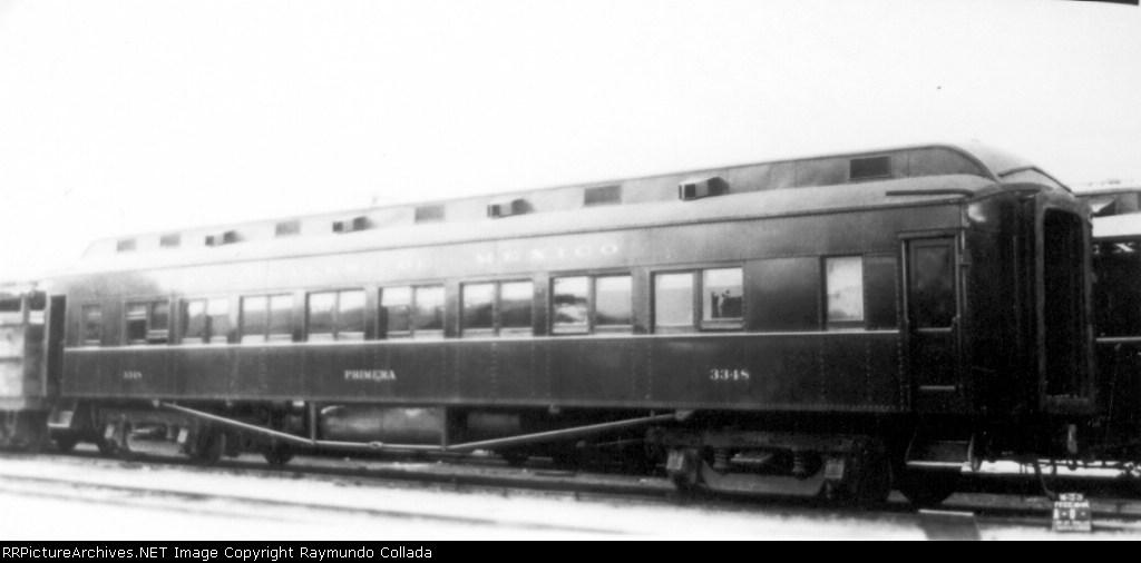 NDEM 3348 First class coach
