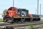 CN 7258 & CN 222