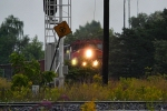 CN 2420 COMING OFF THE HALTON SUB