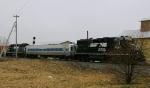 NS 056 on the NS Lurgan Branch