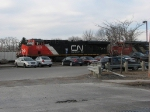 CN 2229 at Cobourg