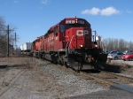 CP 6608 at Cobourg