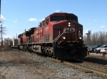 CP 8646 at Cobourg