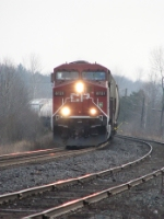 CP 8721 at Spicer Siding