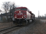 CP 8835 at Cobourg