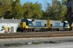 Pair of GP15s in Sandy Hook Yard