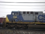 CSX 332