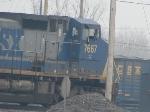 CSX 7667
