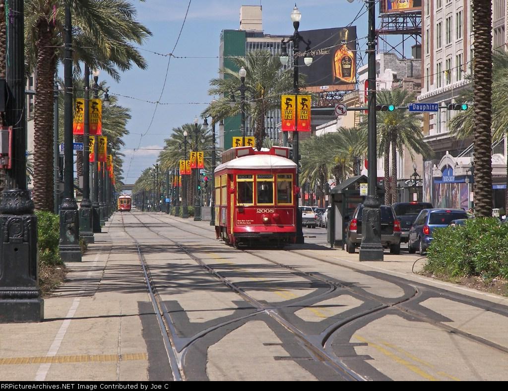 RTA Streetcar