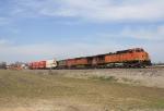 BNSF 4001