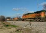BNSF 4835